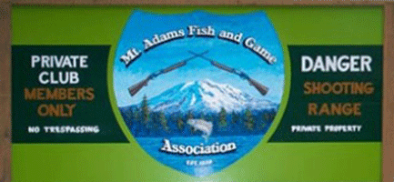 Mount Adams Fish and Game Association Logo